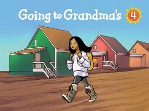 Level 4 - 8x6_Going to Grandmas