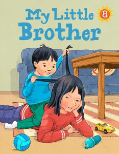 How to be a big sister book