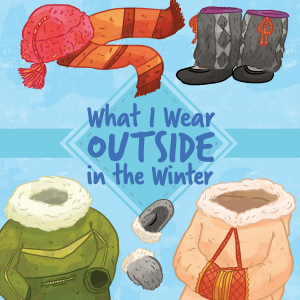 What I Wear Outside in the Winter