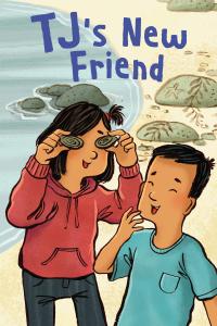 TJ's New Friend book cover