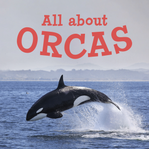 all about orcas inhabit education books